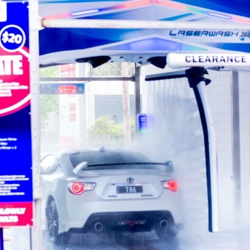 Automatic Car Washes Enacon